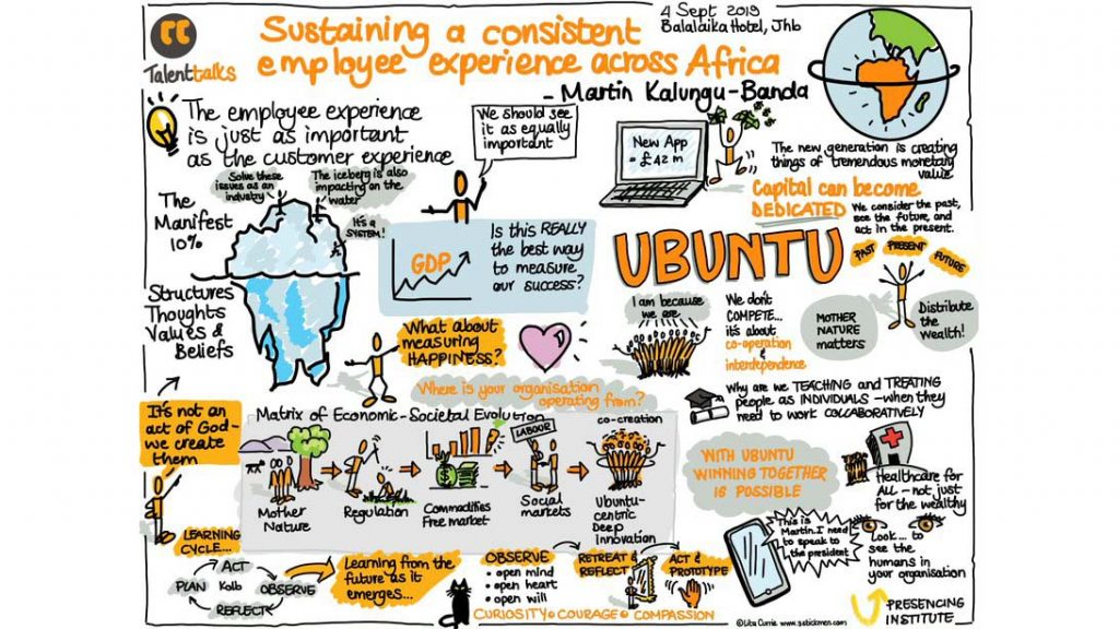 TalentTalks · Africa  Local context  Global excellence